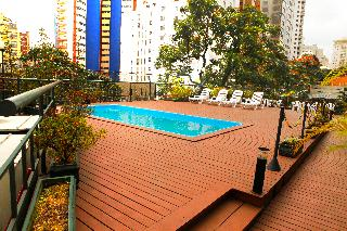 Century Paulista - Pool