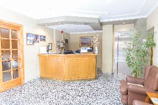 Paris Hotel - Diele