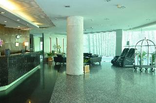 Grand Pacific Hotel Kuala Lumpur - Diele