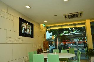 Grand Pacific Hotel Kuala Lumpur - Restaurant
