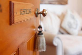 Castle Hill Guesthouse - Diele