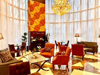 Kingsgate Hotel Doha by Millennium Hotels - Diele