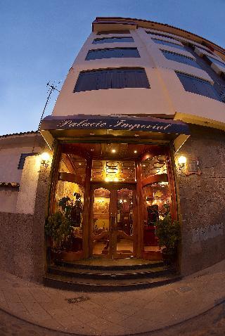Mabey Cusco Palacio…, Avenida Tacna,316