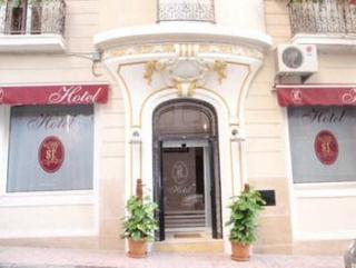 St Hotel, Rue Mikideche Mouloud (semar…