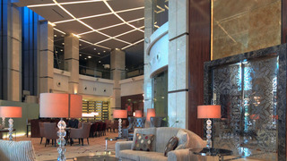 Sheraton Baku Airport Hotel - Diele