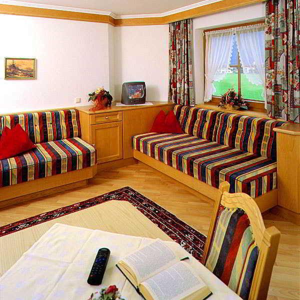 Garni Oblasser - Zimmer