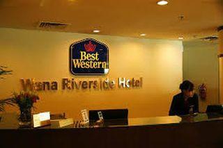 Tun Fatimah Riverside Hotel - Diele