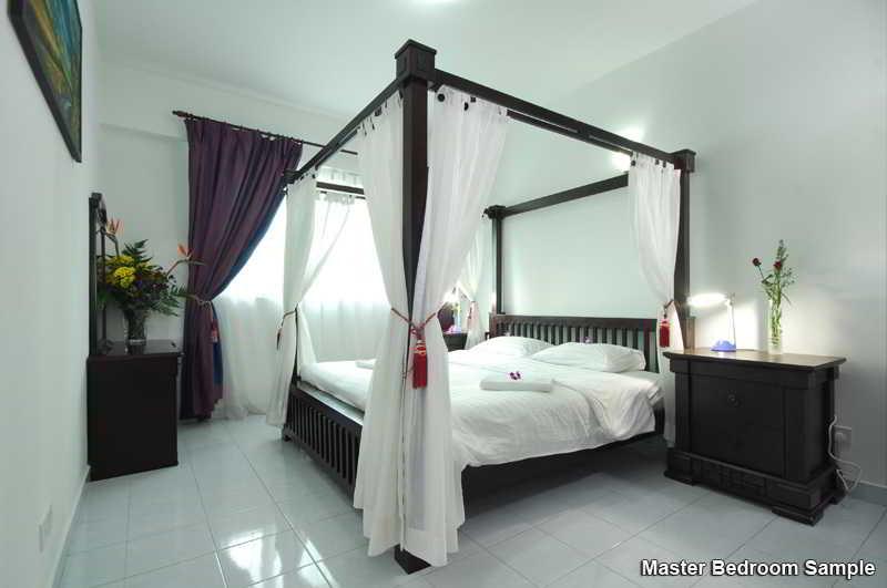 EBM Executive Apartments KL - Generell