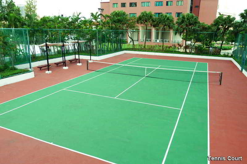 EBM Executive Apartments KL - Sport