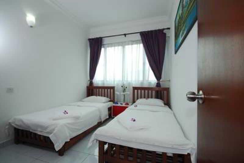 EBM Executive Apartments KL - Zimmer