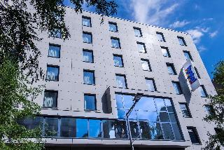 Park Inn Luxembourg…, Avenue De La Gare 45-47,45-47