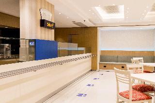 Holiday Inn Express Rosario - Restaurant