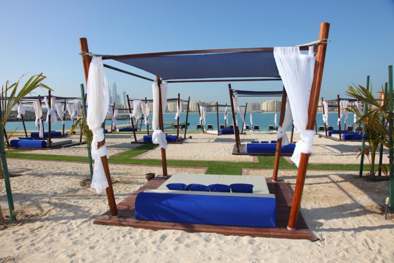 Rixos The Palm Dubai Luxury Suites - Strand
