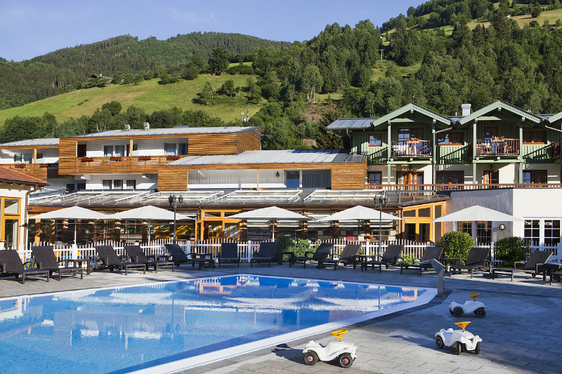 Hagleitner Kinderhotel Zell am See - Pool