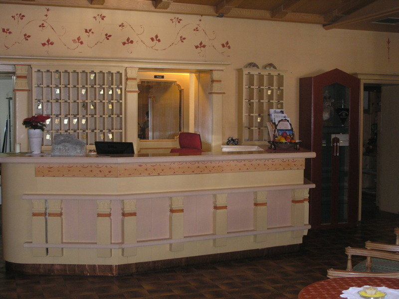 Sport & Vital Hotel Seppl - Diele