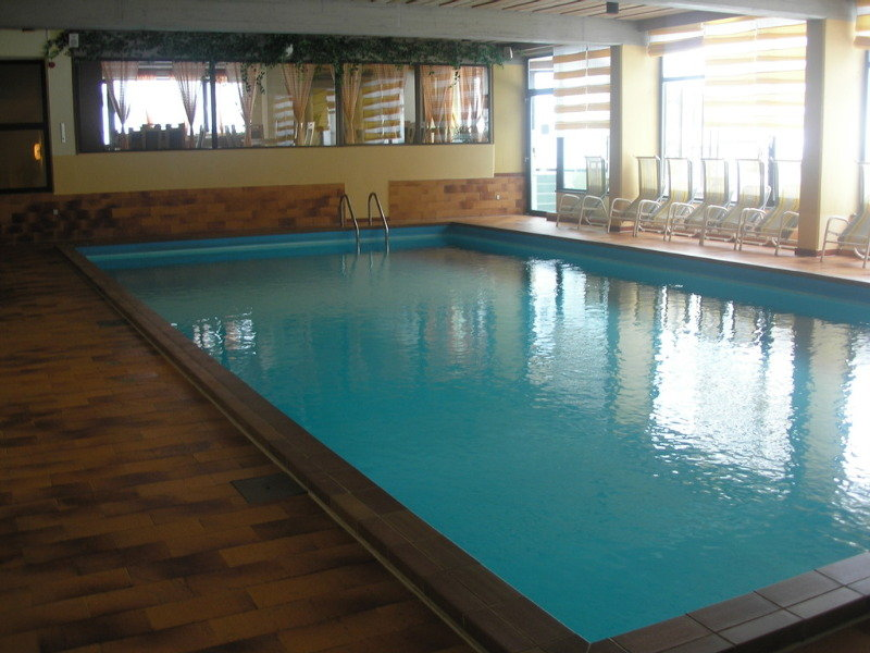 Sport & Vital Hotel Seppl - Pool