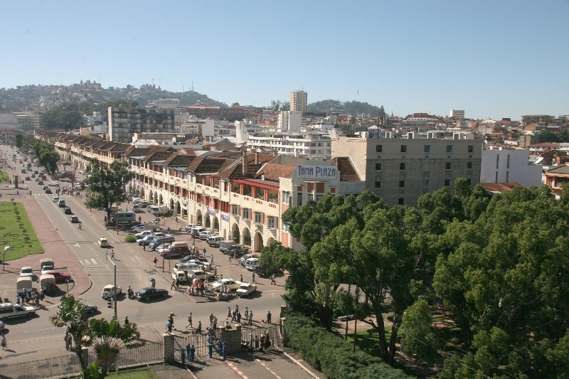 Tana Plaza Hotel, Avenue De L' Independance…