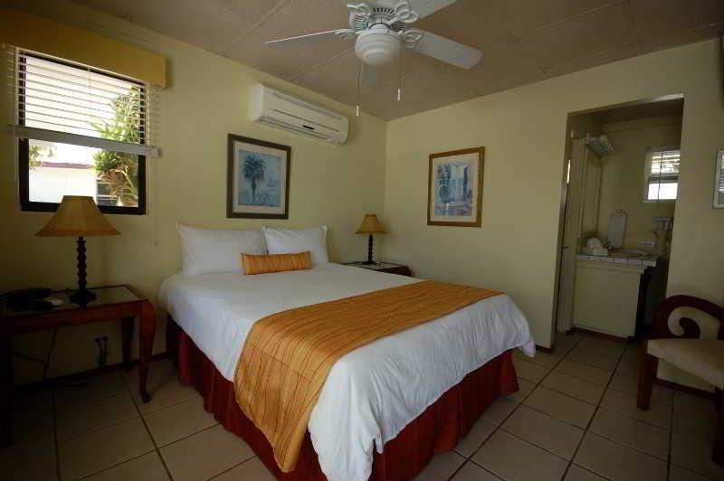 Mata Rock Resort - Zimmer
