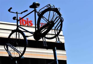 Ibis Leiden Centre, Stationsplein,240-242