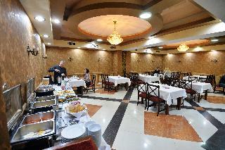 Yerevan Deluxe Hotel - Restaurant