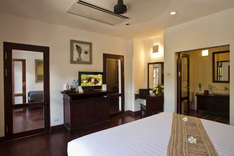 Victoria Xiengthong Palace - Zimmer