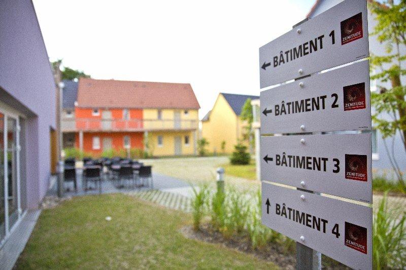 Residence Les Rives…, Quai De La Fecht,18