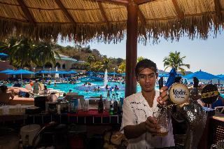 Azul Ixtapa All Inclusive Beach Resort&ConventionC - Bar