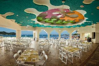 Azul Ixtapa All Inclusive Beach Resort&ConventionC - Restaurant