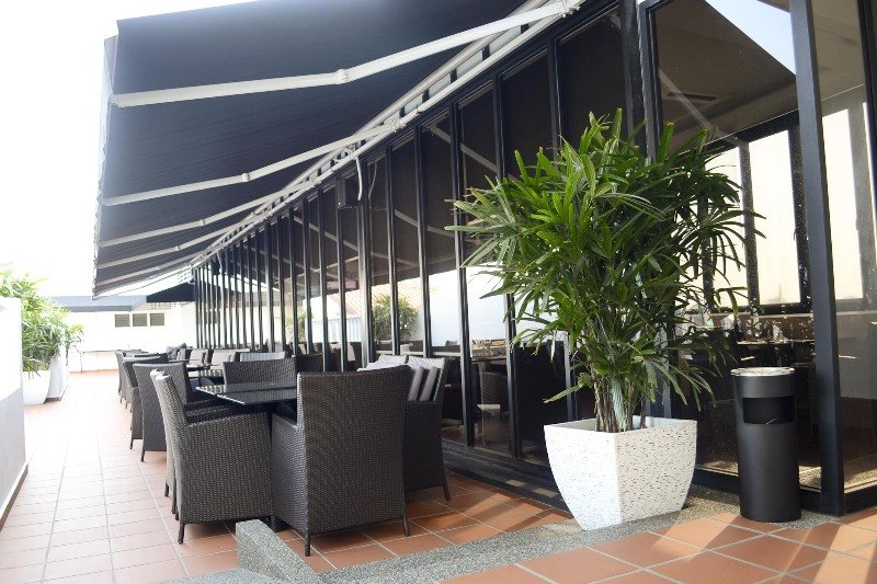 The Sterling Boutique Hotel - Restaurant