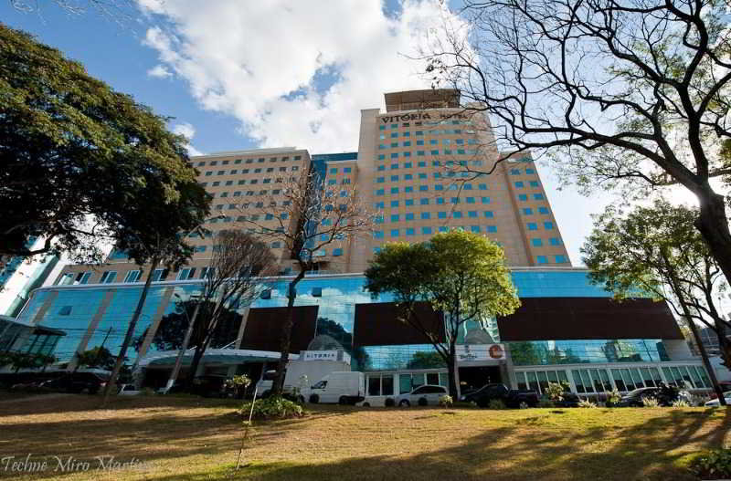 Vitoria Hotel Concept…, Av. Jose De Souza Campos,425
