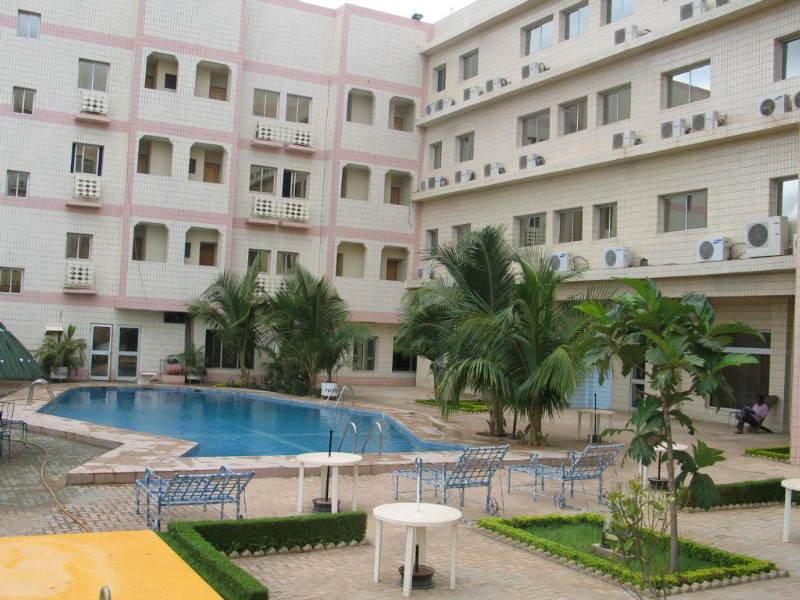Pacific Hotel, Ouagadougou 01,