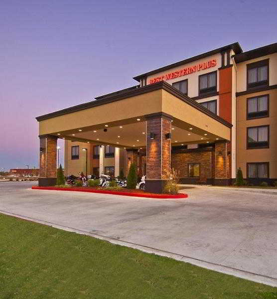 Best Western Tupelo Inn & Suites