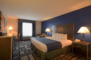 Best Western Fountainview Inn&Suites Near Galleria
