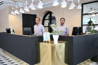 Citrus Hotel Johor Bahru by Compass Hospitality - Diele