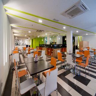 Citrus Hotel Johor Bahru by Compass Hospitality - Restaurant