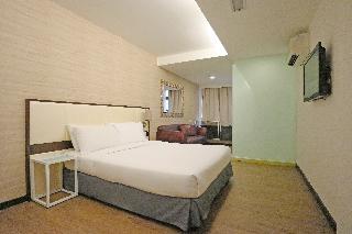 Citrus Hotel Johor Bahru by Compass Hospitality - Zimmer