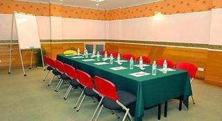 Megah D'Aru - Konferenz