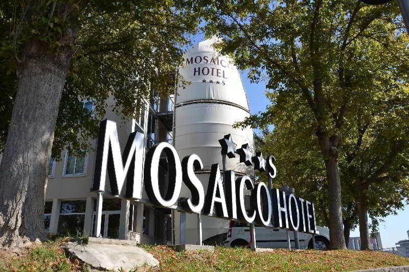 Mosaico Hotel, Via Darsena,9