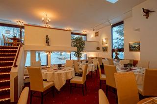 Club Hotel Davos - Restaurant