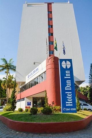 Dan Inn Sao Jose dos…, Av. Dr. Joao Guilhermino,287
