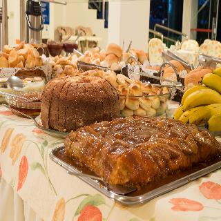 San Juan Tour Foz do Iguacu - Restaurant