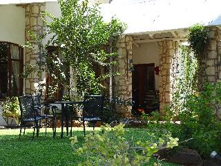 Kalahari Farmhouse - Terrasse