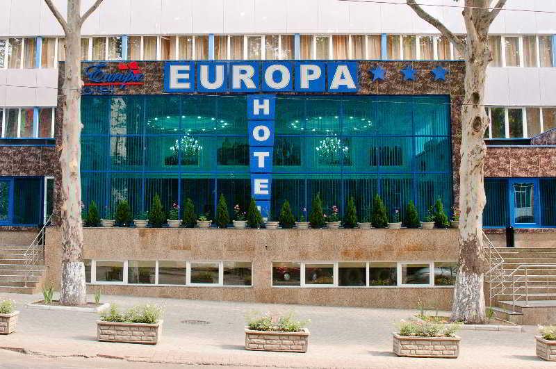 Hotel Europa Chisinau, Vasile Lupu Street,16 0 -