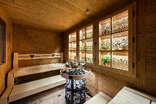 GOLFHOTEL Les Hauts de Gstaad & SPA - Pool