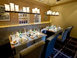 GOLFHOTEL Les Hauts de Gstaad & SPA - Restaurant