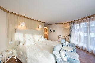 GOLFHOTEL Les Hauts de Gstaad & SPA - Zimmer