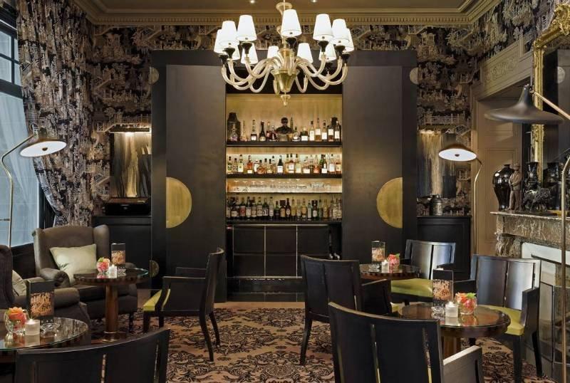 Grand Hotel Du Lac - Bar