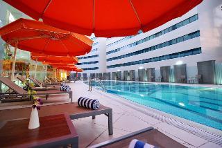 Holiday Villa Hotel and Residence City Centre Doha - Pool