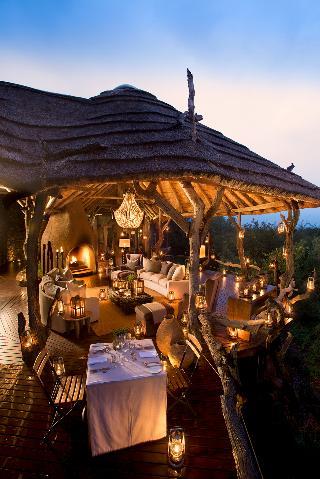Madikwe Safari Lodge - Diele