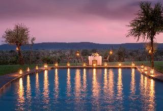 Madikwe Safari Lodge - Pool